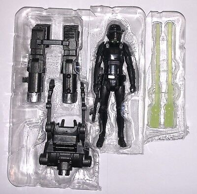 Star Wars Rogue One 3 75  Imperial Death Trooper With Launcher Loose Figure New
