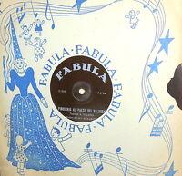 78 Giri Pinocchio Al Paese Dei Balocchi - Italy 1944 - Flexi Label Fabula D924 -  - ebay.it