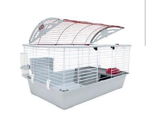 Cage de luxe pour lapin