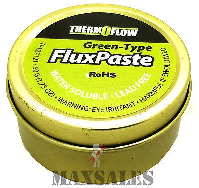 New Solder Soldering Flux Paste Grease 50g 1.75 Oz