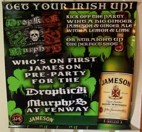 Jameson Irish Whiskey Pre-Party for Dropkick Murphy