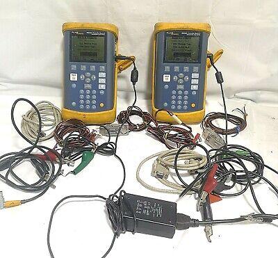 Fluke Networks 990dsl Copperpro Series 2 Broadband Loop Tester Tdr Vdsl Gm