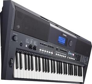 Yamaha PSR E433 keyboard with stand Ryde Ryde Area Preview