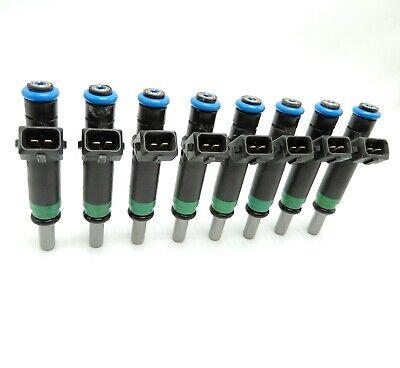 2006 - 2008 Bmw 750li  4.8L Fuel Injectors set 8 7525721 Shipped Today