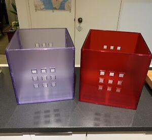Kallax Storage Boxes SOLD