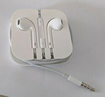 Apple EarPods 3.5mm with Remote and Mic - White - MD827ZM/A