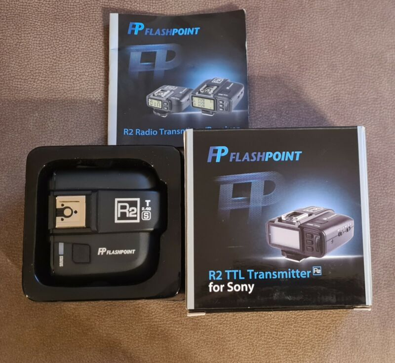 Flashpoint R2 TTL Transmitter For Sony