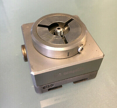 System 3r Stainless Macro To Macro Jr Adapter 3r-466.40rs Edm Tooling