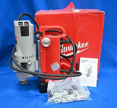 Milwaukee Electromagnetic Drill Press Mt3 Taper 4209-1