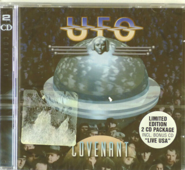 2x CD - UFO  - Covenant - #A2833 - Neu