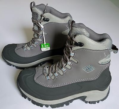 Columbia Bugaboot Womens Gray Insulated 200 Gr BL1572-051 Winter Boots 6 - 11 Columbia Bugaboot Winter Boot