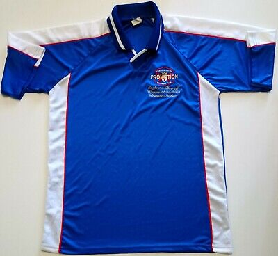CARLISLE UNITED HOME 2005 CONFERENCE NATIONAL PLAY-OFF FINAL FOOTBALL SHIRT image