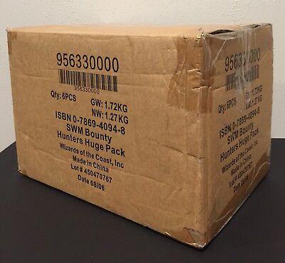 Star Wars WOTC SWM Bounty Hunters Huge Pack Case (6 Box) Miniatures Mini Sealed!