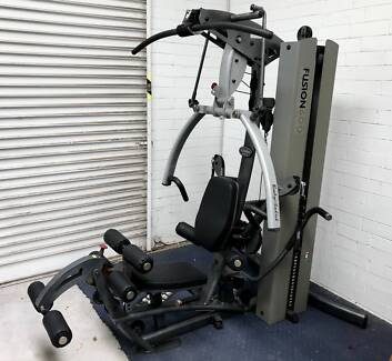 $42/pw American Body-Solid FUSION 600 Multi-Gym F600 Home Gym