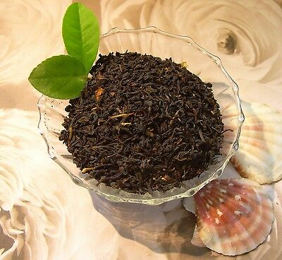 Black Currant & Passion Fruit Flavored Loose Leaf Aged Asian Black Tea Blend CB Black Currant Flavored Tea