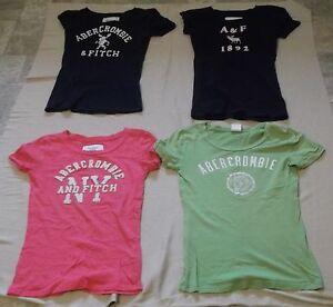 Girls Ambercrombie Kids T-shirts + Pants Size XS (Size 8/10)