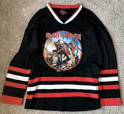 Iron Maiden Hockey Jersey - Small