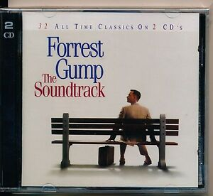 Forrest-Gump-Elvis-Presley-Aretha-Franklin-Bob-Dylan-2cd-like-new