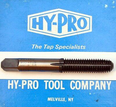 3 machine shop taps HY-PRO 7//16-14 NC 7//16 14 GH3 thread cutting threading