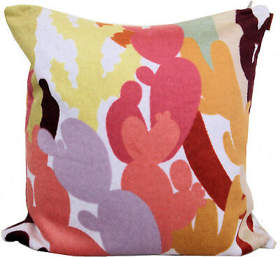 MISSONI HOME CUSHION COVER CACTUS GARDEN COLLECTION TERRY KIP 156 INDOOR OUTDOOR Missoni Home Garden