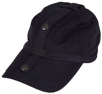 PAUL & SHARK YACHTING Baseball Cap Mütze Hut Hat SAILING CAP One Size Navy Blue