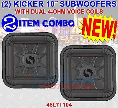 KICKER SOLO-BARIC L7T 2000W 10