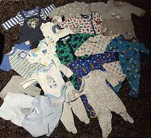 Baby boy bulk clothes new born Jimboomba Logan Area Preview