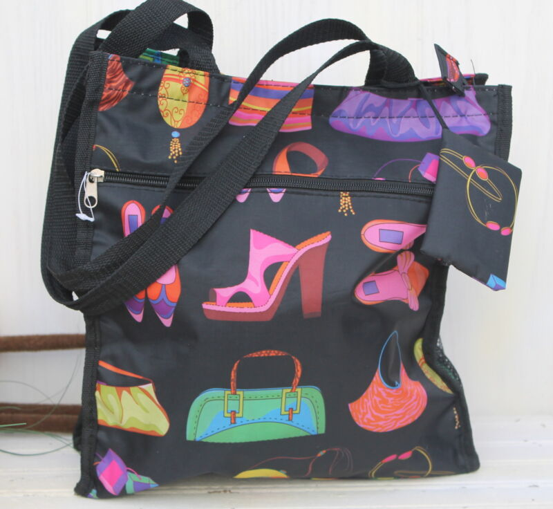 Girly Tote Bag New