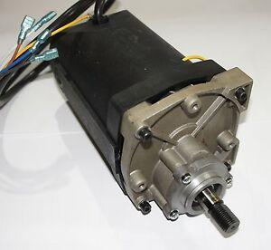 Motor Elektromotor  passend für ATIKA UZT 250 Zugsäge Unterflurzugsäge