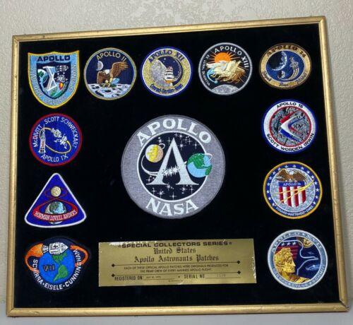 Apollo Astronauts Patches - Special Collectors Series