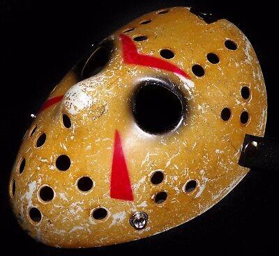 TOP Jason Voorhees Vintage Ice-Hockey Horror Maske Jason Hockey Maske - Jason