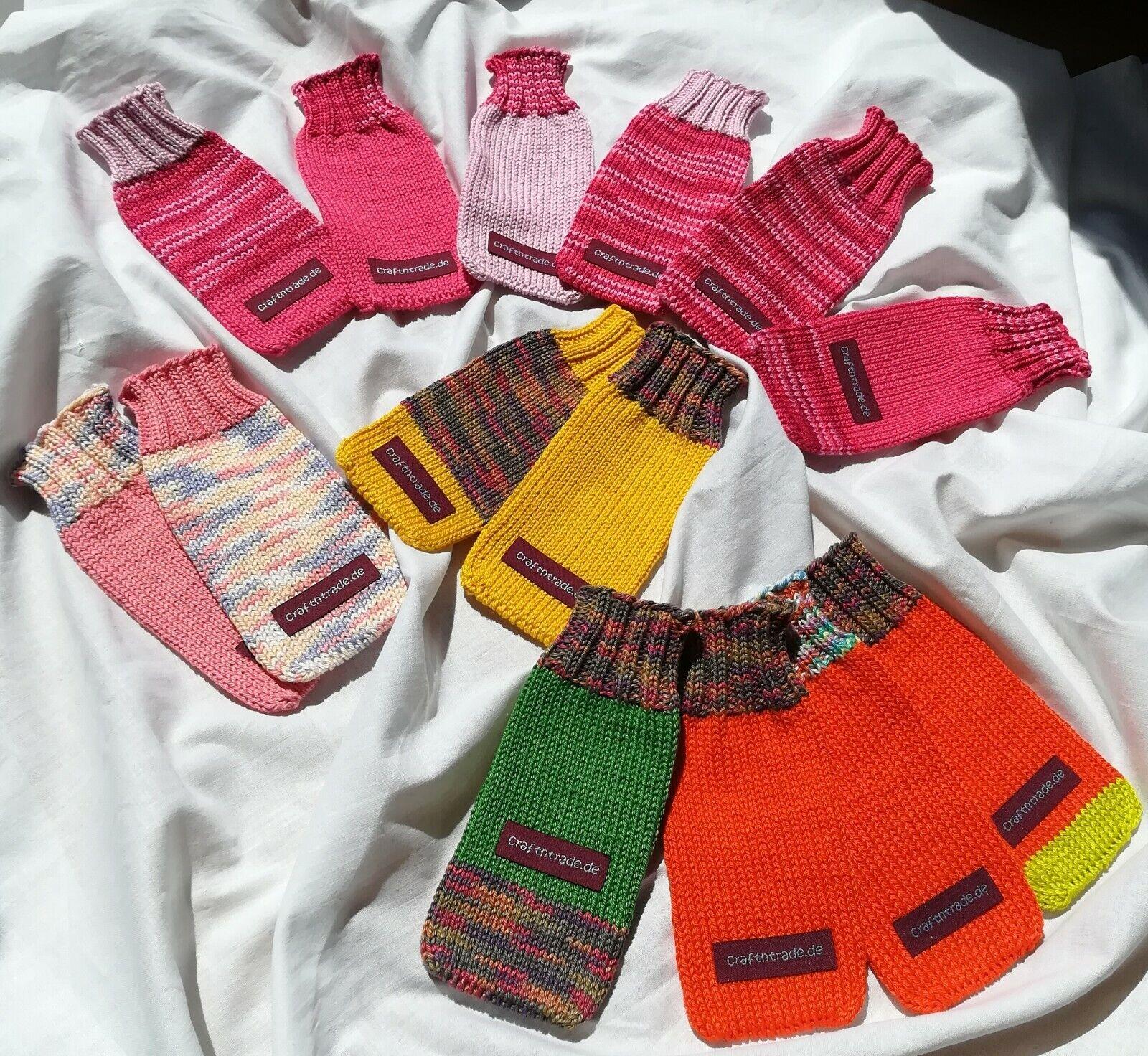 Handyhülle Handytasche Handysocke  ~5,5 Zoll Farbwahl Handarbeit Baumwolle