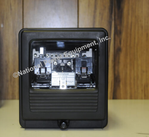 Westinghouse Type CO-8 Overcurrent Relay 1875270A