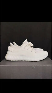 Yeezy Boost 350 V2 Cream/White Melbourne CBD Melbourne City Preview