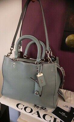 Gorgeous Coach 1941 Rogue 31 Large Leather Shoulder Bag Handbag NEW RRP £760🌼