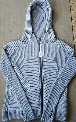 Lululemon womens size 10 Zip Up Hoodie