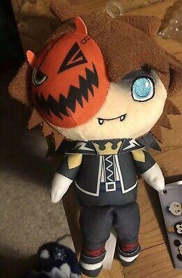 "Funko Super Cute Plushies Kingdom Hearts Halloween Town Sora 7"" Hot Topic Plush"