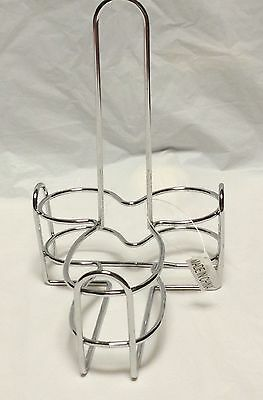 Stainless Steel Condiment Holder Restaurant Supplies
