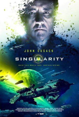 Singularity Movie Poster 18