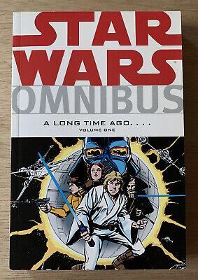 Star Wars Omnibus: v. 1: Long Time Ago... by Roy Thomas, George Lucas...