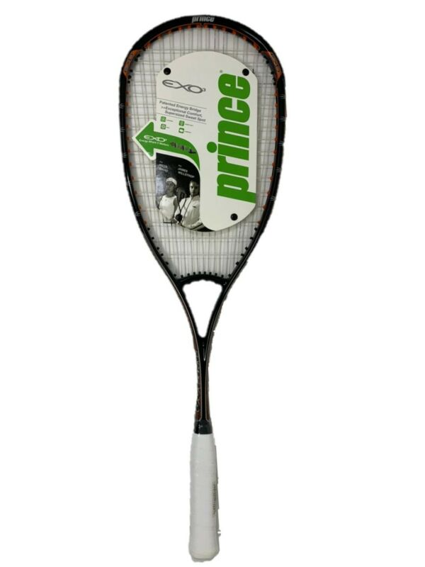 Prince EXO3 Tour Squash Racquet Strung with Cover