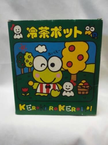 Sanrio Kerokero Keroppi Cold Tea Pot 1.1 L / 37.19 oz.