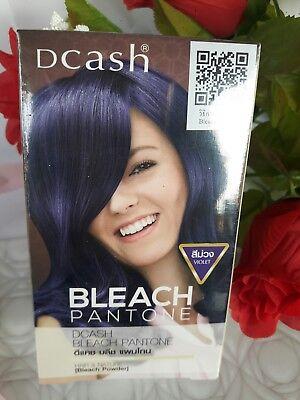 DCASH BLEACH PANTONE VIOLET Hair Colour Hair & Natures Bleach Powder*Best
