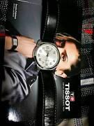 Tissot 1853 PR100 Watch T049410  - Black leather Band Cabramatta Fairfield Area Preview