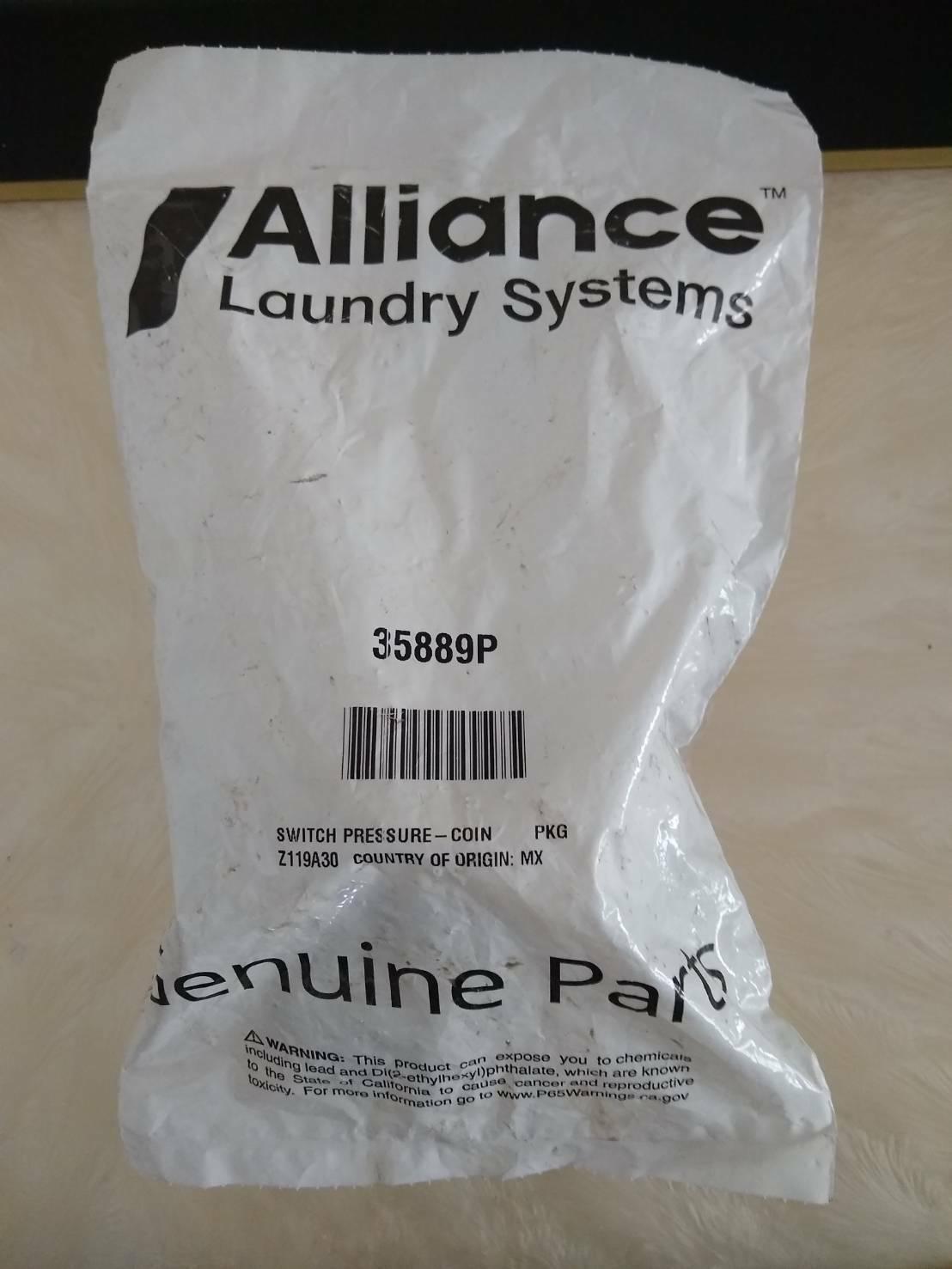 Speed Queen Alliance 35889P Washer Pressure Switch - $28.99