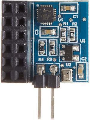 AHRS 2.0 - Sensors and Fan Controller/Raspberry Pi MPU9250+BMP280