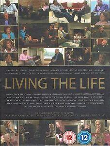 LIVING THE LIFE 4 X DVD NEW DANIEL O'DONNELL CILLA BLACK DES O'CONNOR TIM RICE