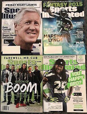 "Richard Sherman Seattle Seahawks /""Legion of Boom/"" jersey  T-shirt  S-XXXXXL"