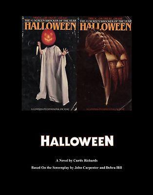 HALLOWEEN CURTIS RICHARDS E- BOOK PD F format OF JOHN CARPENTER'S HALLOWEEN 1978