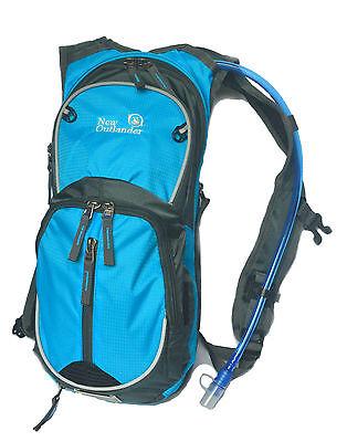 Hydration pack backpack rucksack bag water bladder cycling running hiking
